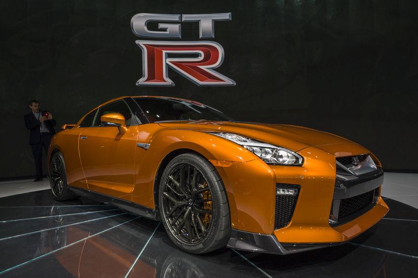 日産 GT-Rの年間維持費を算出してみました!